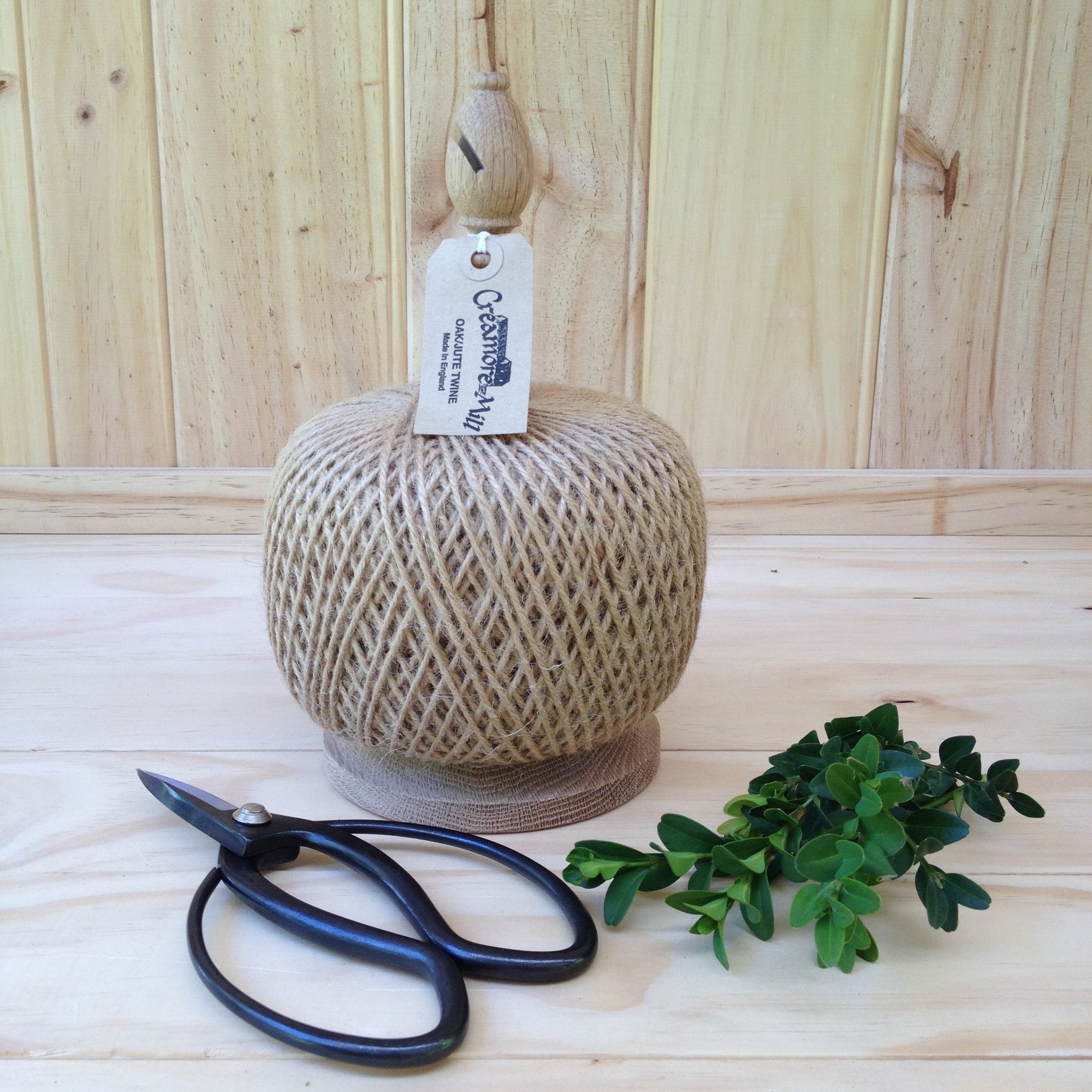 Twine Stand with Cutter - The Potting Shed Garden Tools