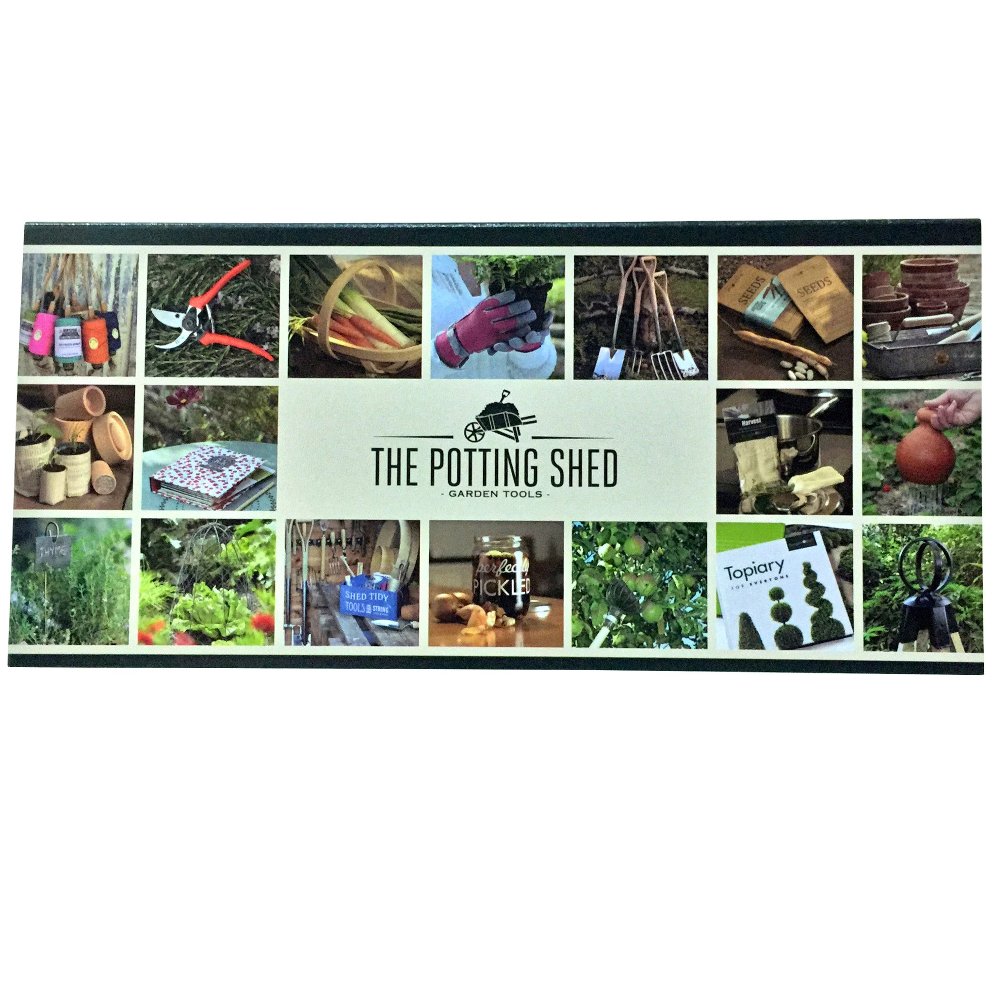 Gift Certificates - The Potting Shed Garden Tools