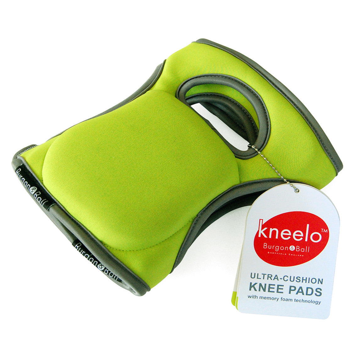 Kneelo Knee Pads - Gooseberry - The Potting Shed Garden Tools