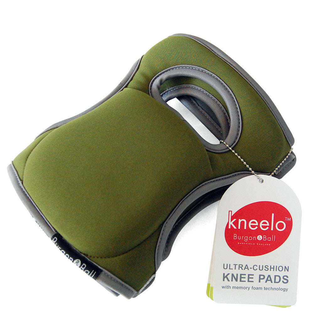 Kneelo Knee Pads - Moss - The Potting Shed Garden Tools