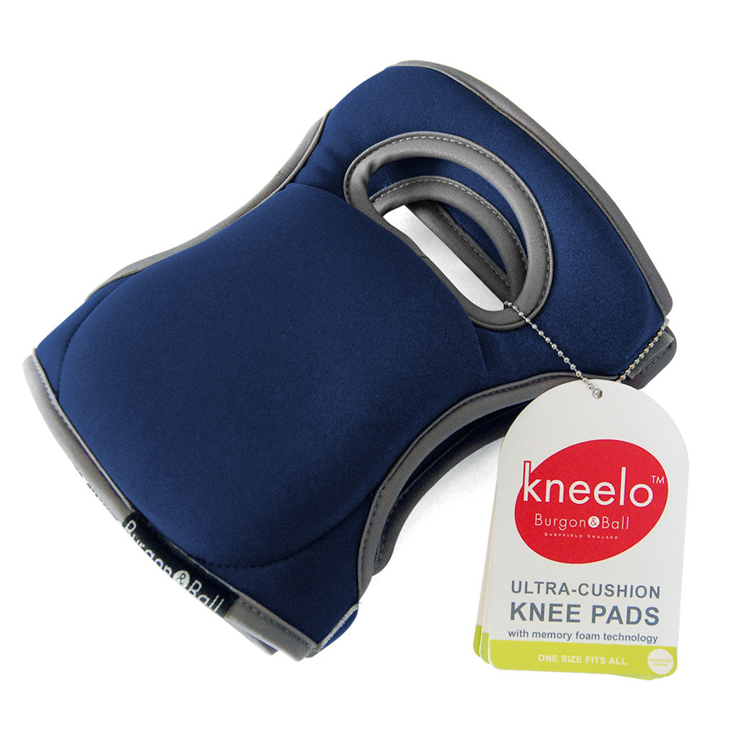 Kneelo Knee Pads - Navy - The Potting Shed Garden Tools