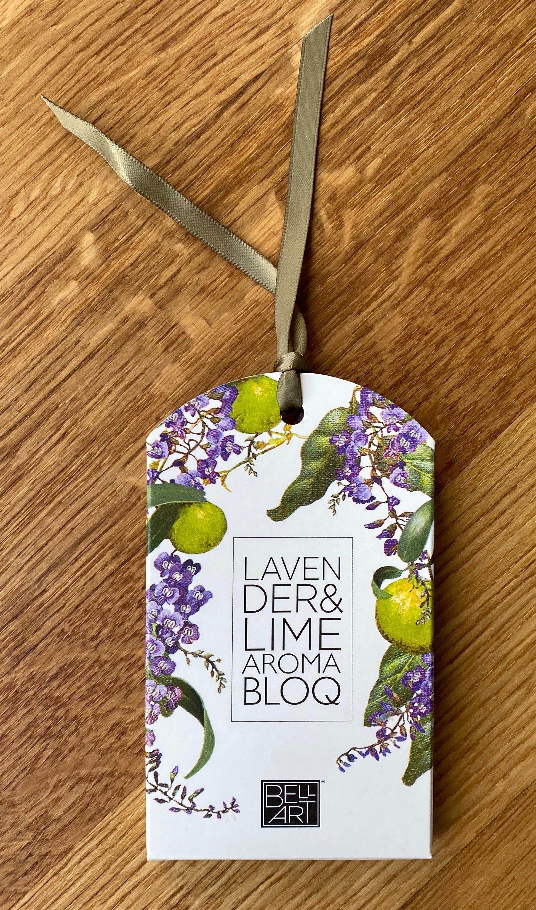 Aroma Bloq - Lavender & Lime