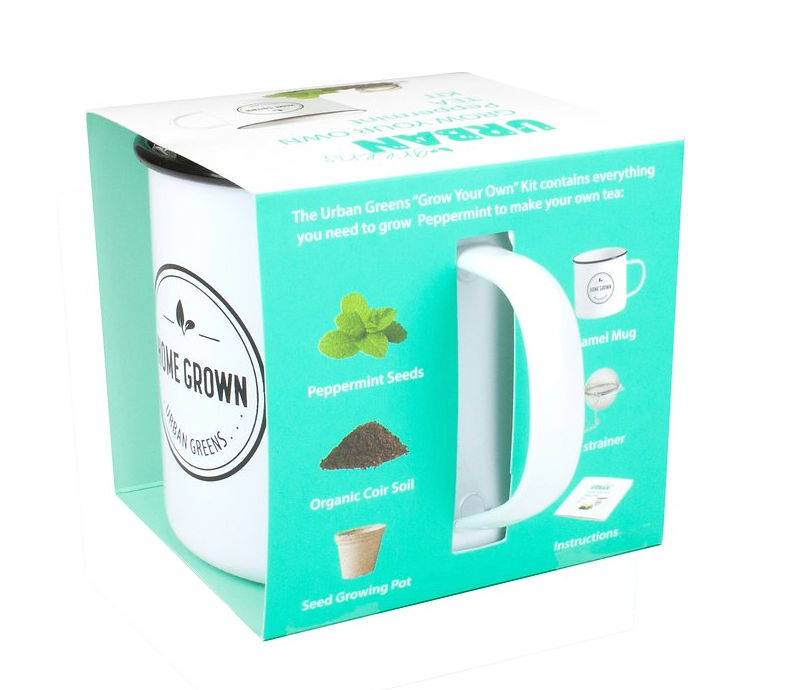 Grow Your Own - Peppermint Tea