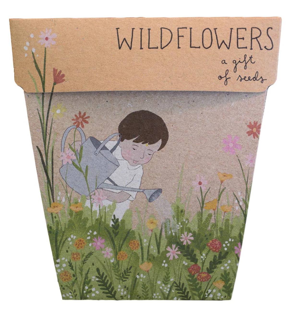 Gift of Seeds - Wildflower