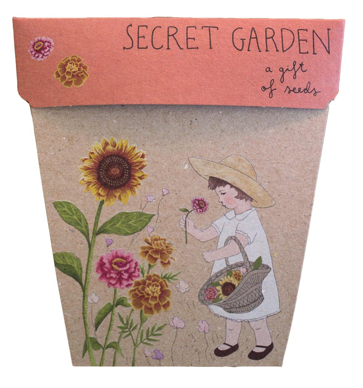 Gift of Seeds - Secret Garden