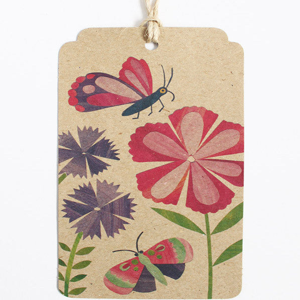 Enchanted Garden Gift Tag - The Potting Shed Garden Tools