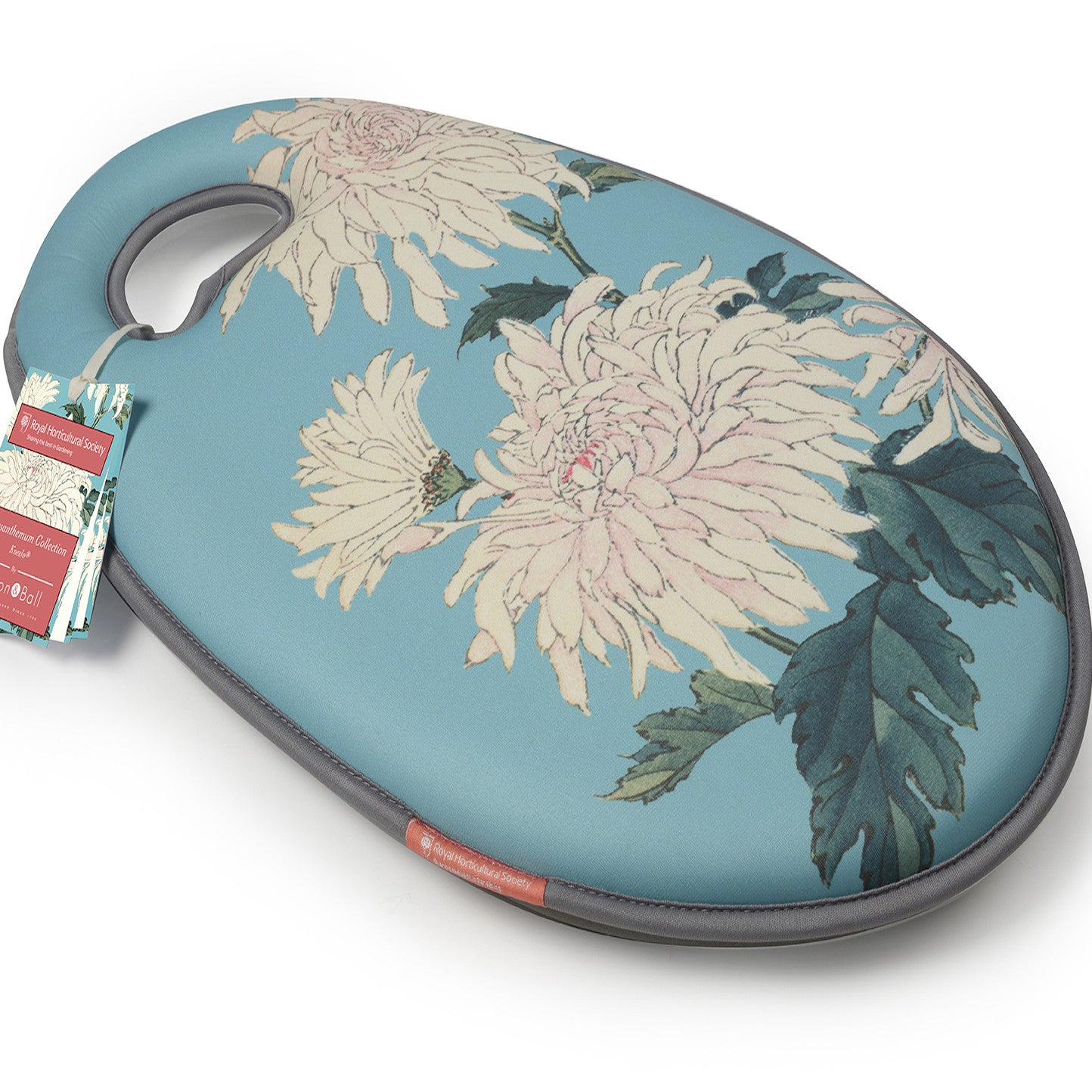 Kneelo® Kneeler - Chrysanthemum - The Potting Shed Garden Tools