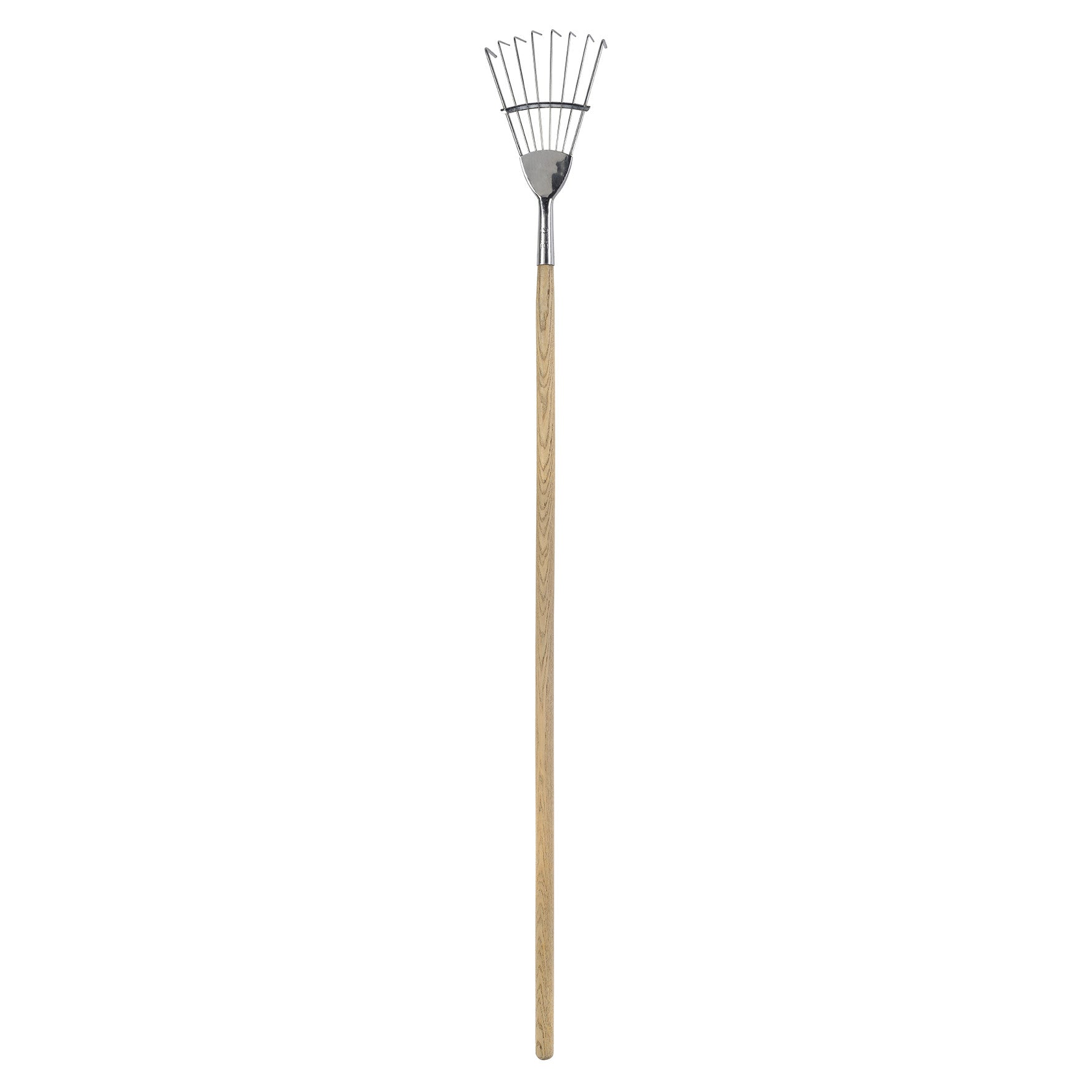 Stainless Steel - Long Handled Culti-Rake
