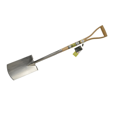 Stainless Steel Flexi Tined Lawn Rake