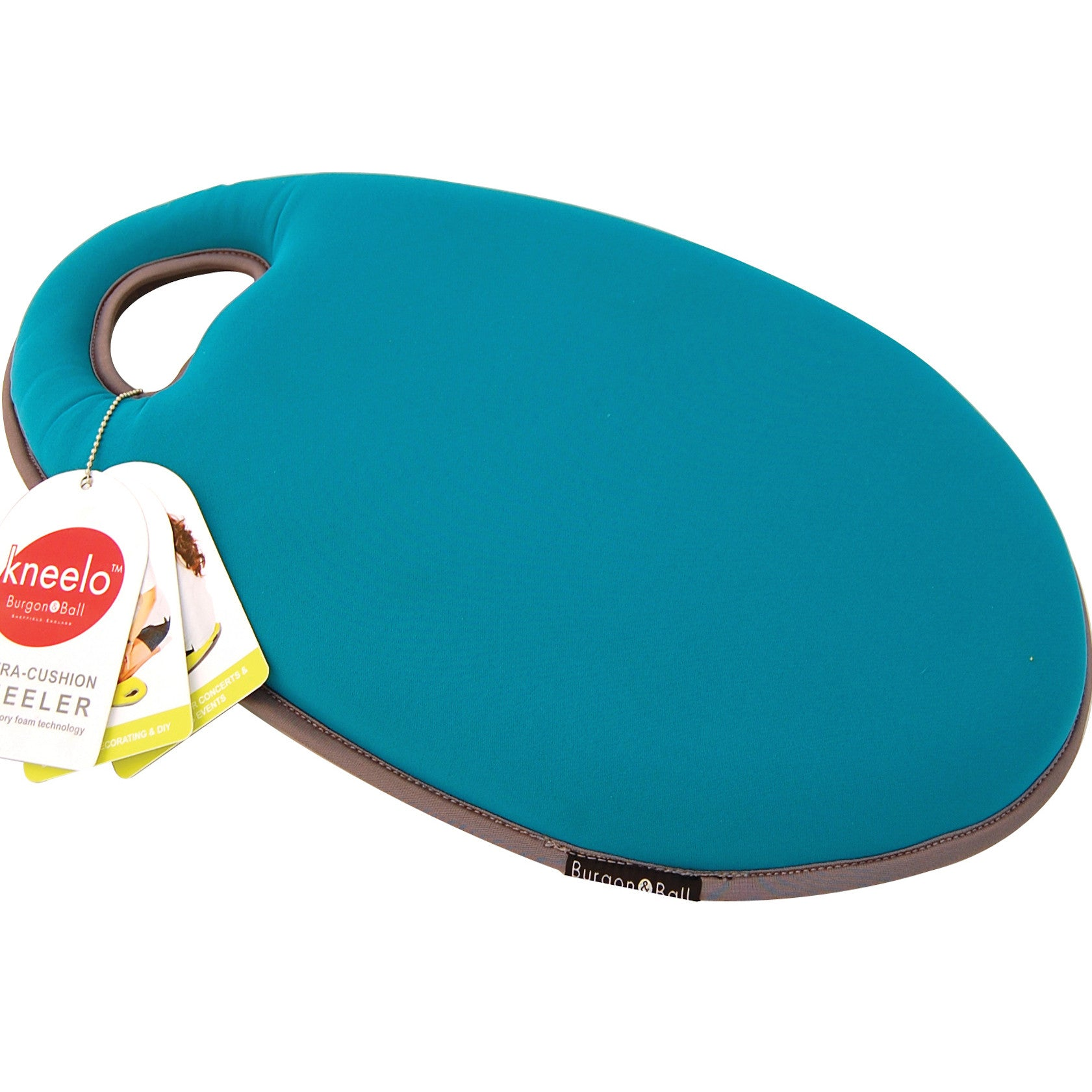 Kneelo® Kneeler - Eucalyptus - The Potting Shed Garden Tools