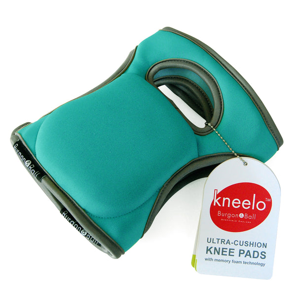 Kneelo Knee Pads - Eucalyptus - The Potting Shed Garden Tools