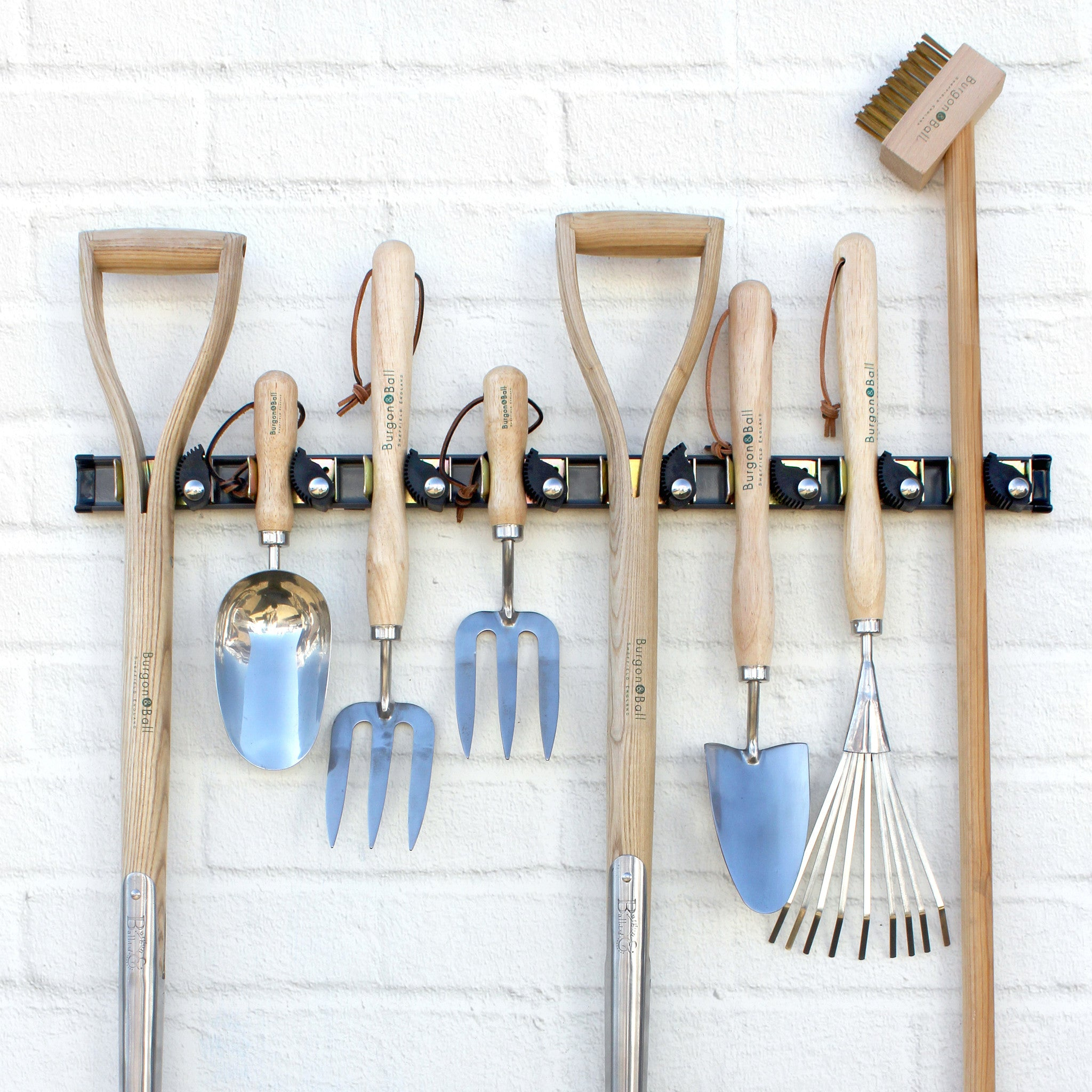Tool Rack - The Potting Shed Garden Tools