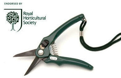 Florist's Shear - RHS Endorsed - The Potting Shed Garden Tools
