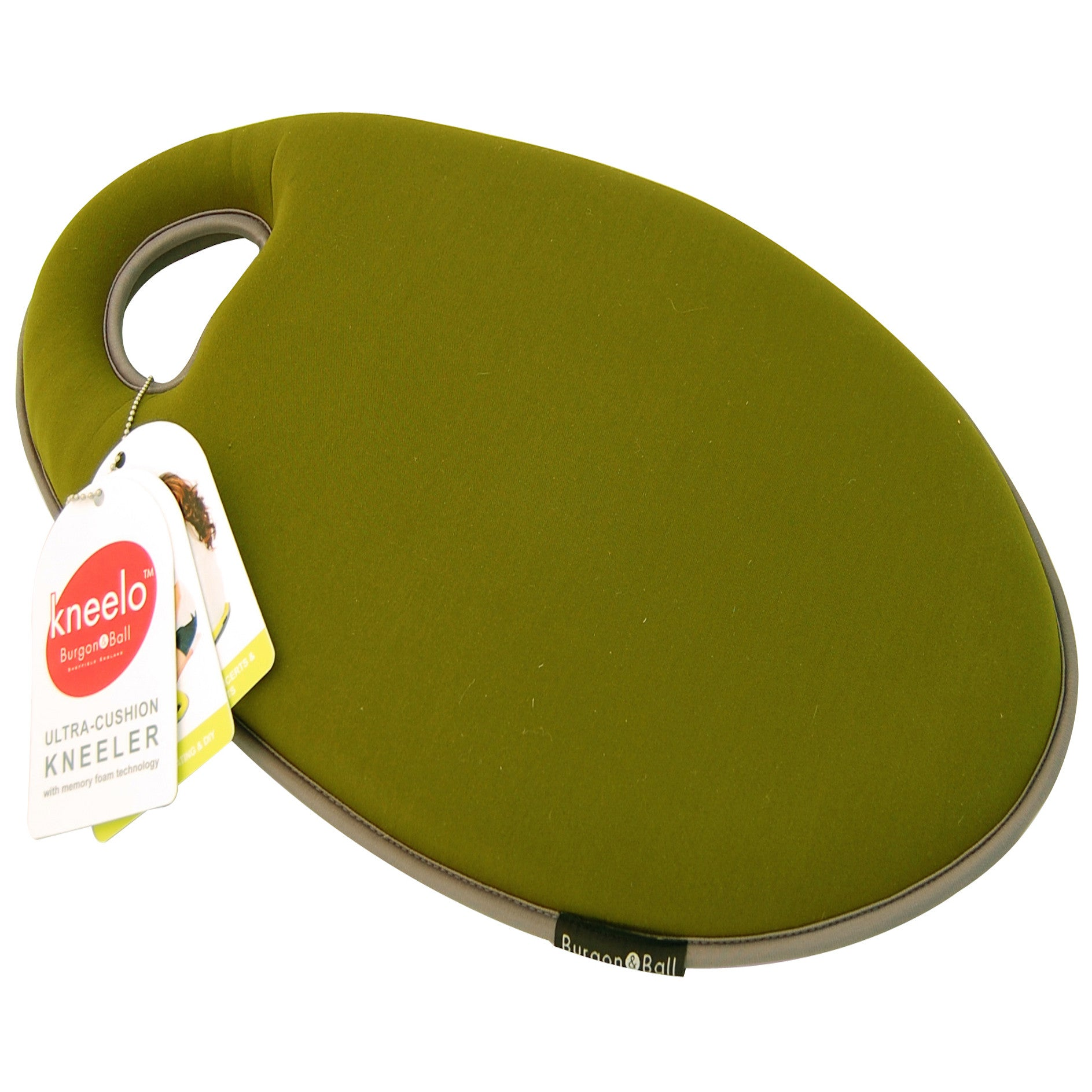 Kneelo® Kneeler - Moss - The Potting Shed Garden Tools