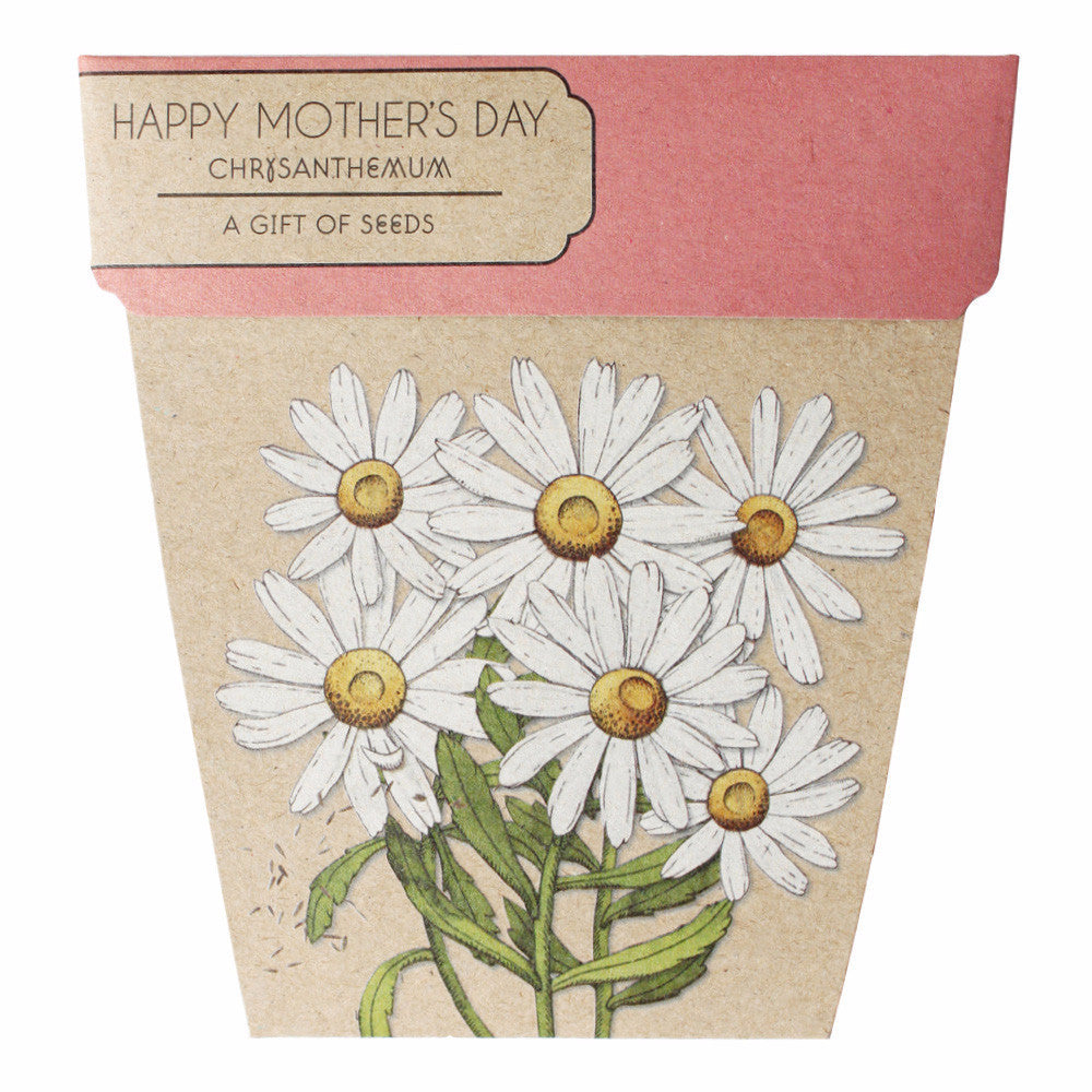 Mother's Day Gift of Seeds - The Potting Shed Garden Tools