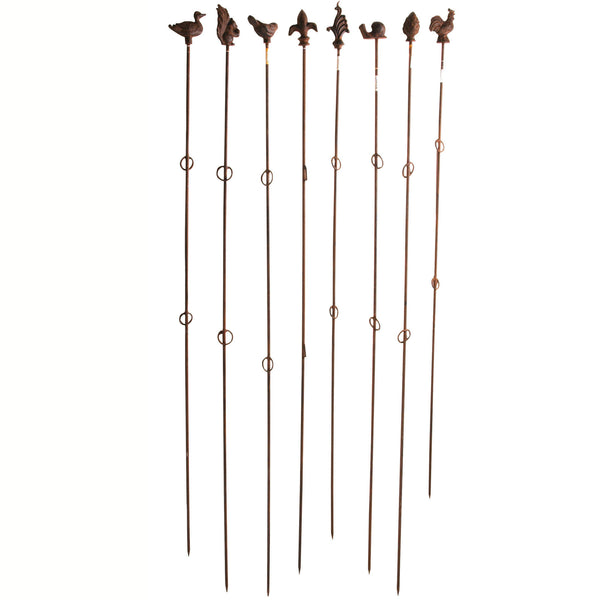 Plant Supports - Set of 8