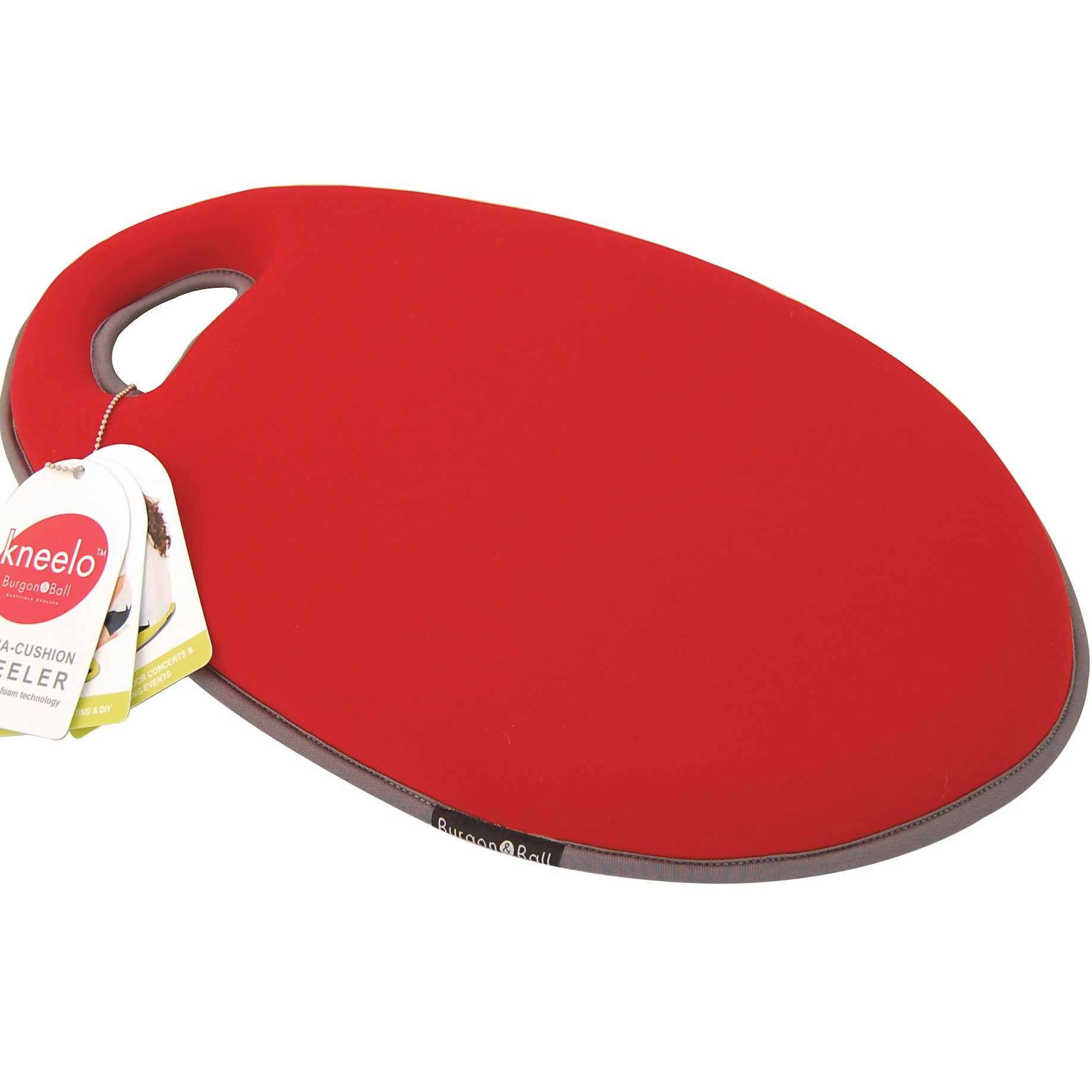 Kneelo® Kneeler - Poppy - The Potting Shed Garden Tools
