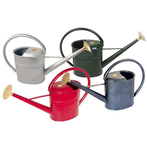 Haws 8 Litre Slimcan Watering Can - The Potting Shed Garden Tools