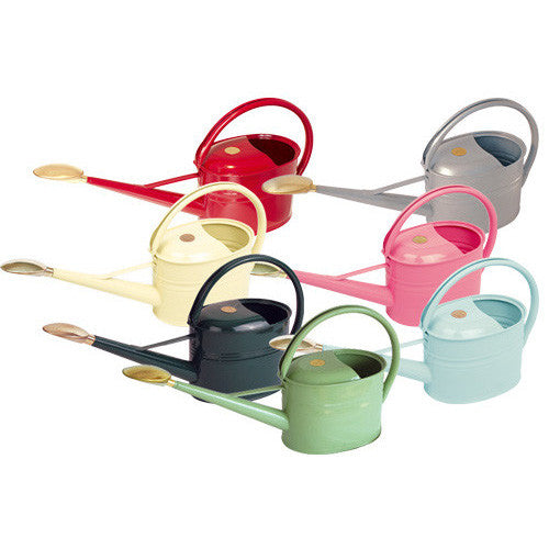 Haws 5 Litre Slimcan Watering Can - The Potting Shed Garden Tools