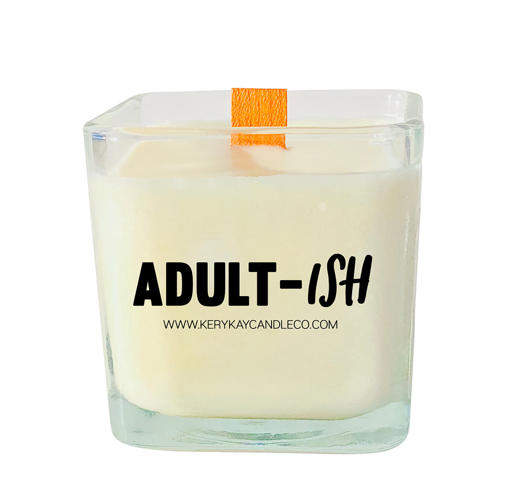 Adult-ISH Candle
