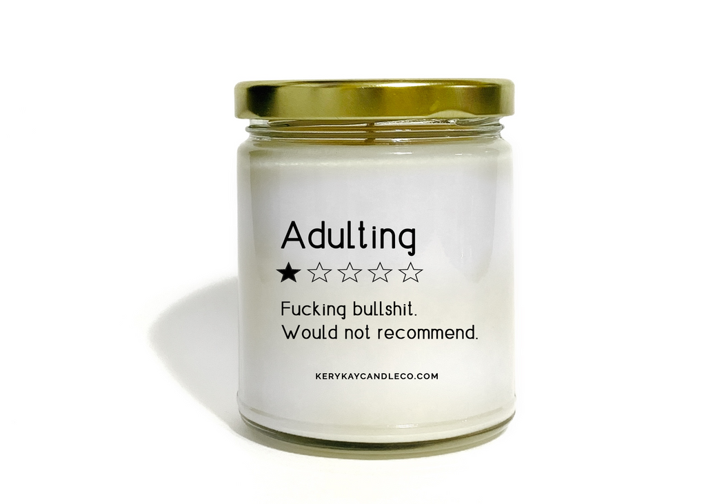 Adulting Review