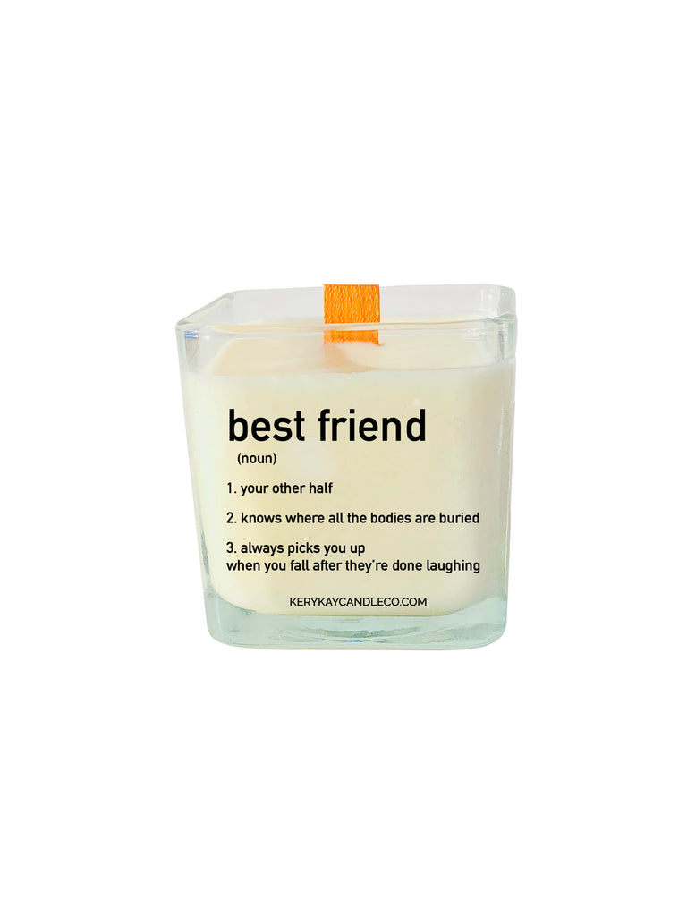 Best Friend Candle