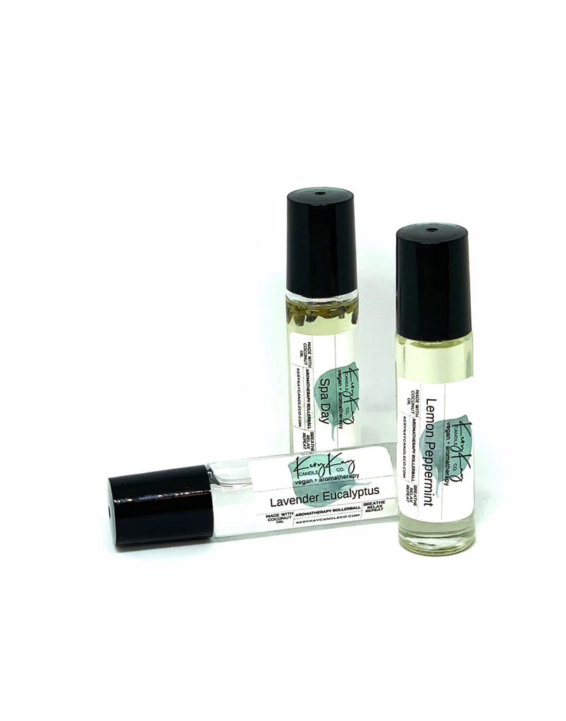 Aromatherapy Coconut Oil Rollerball