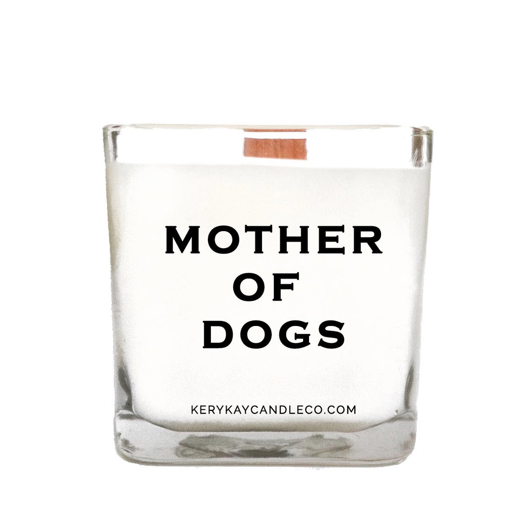Mother of Dogs Candle