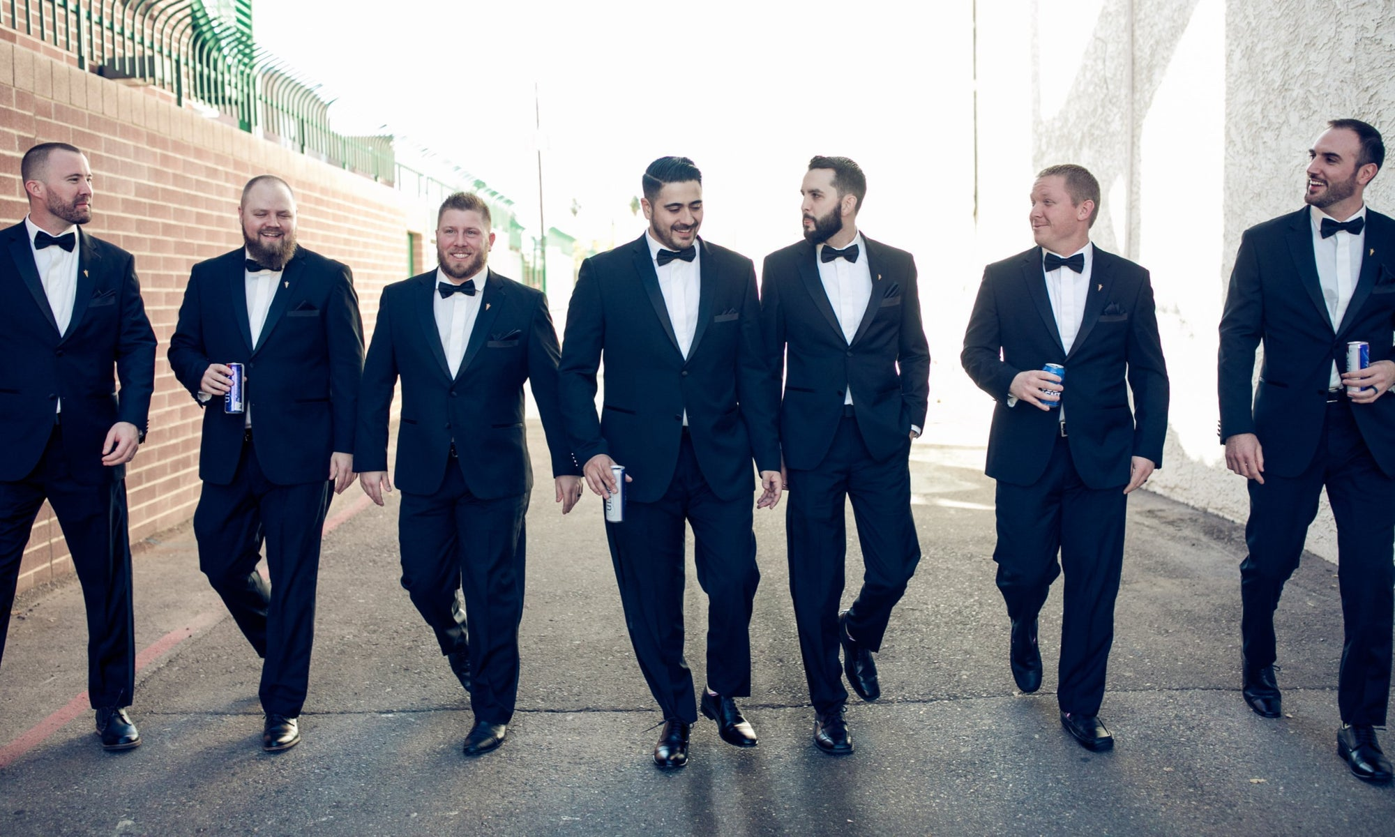 Show Off Your Style: Your Groom and Groomsmen Attire Guide