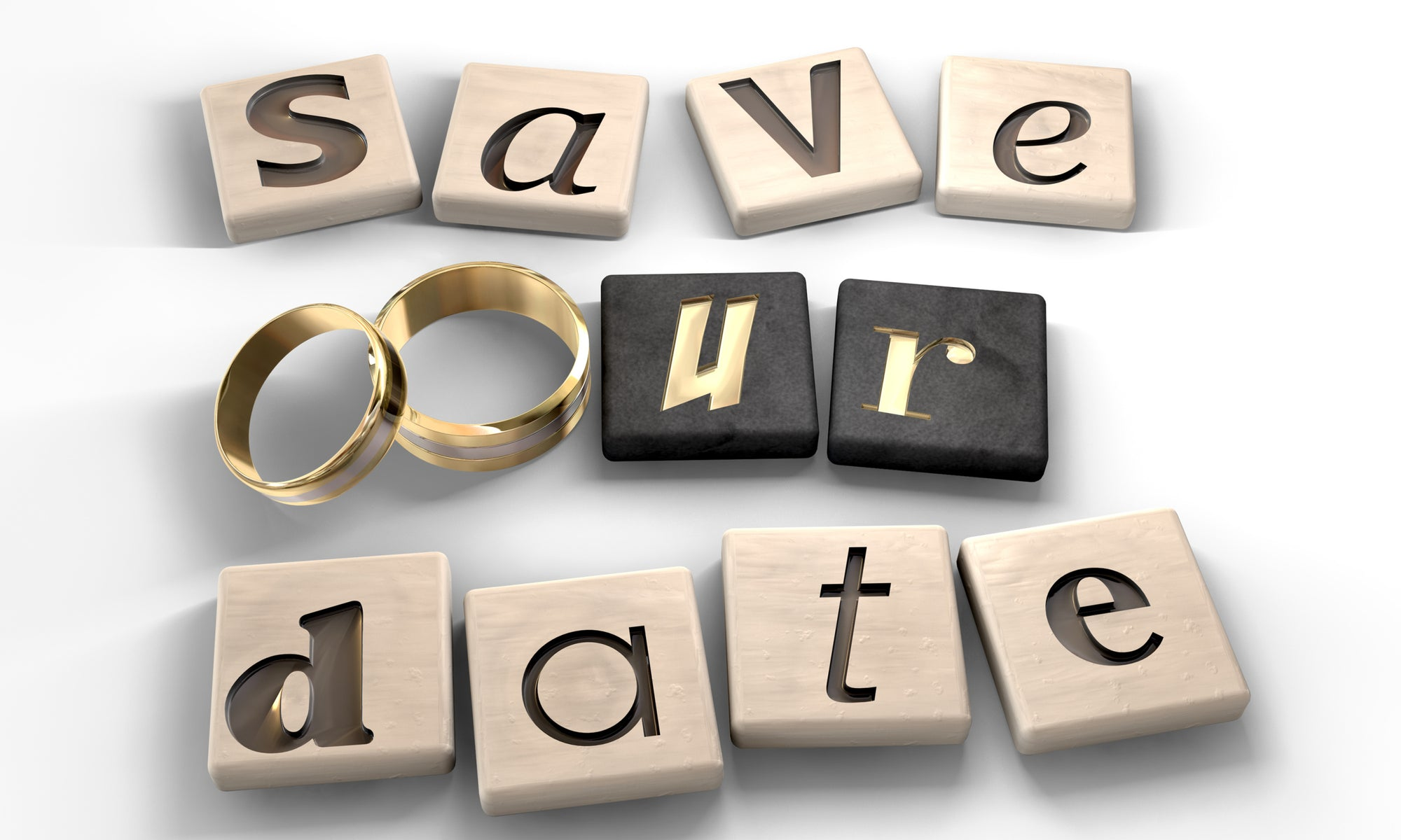 Save our Date - Tips and Advice for a Long Engagement