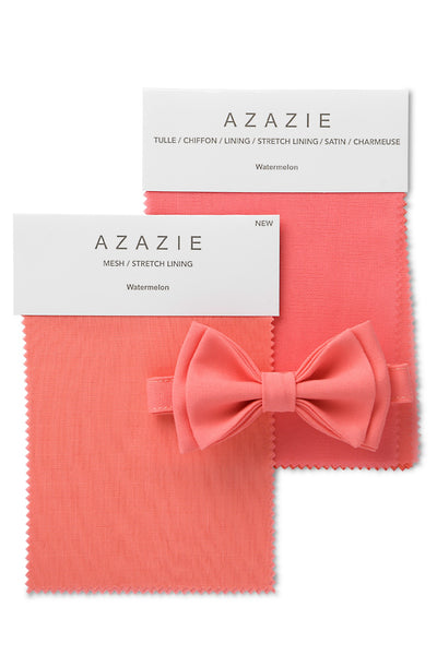 Azazie Watermelon Swatch