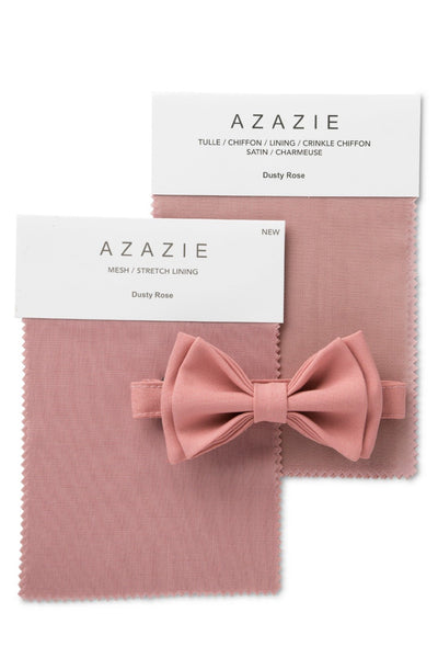 Azazie Dusty Rose Swatch
