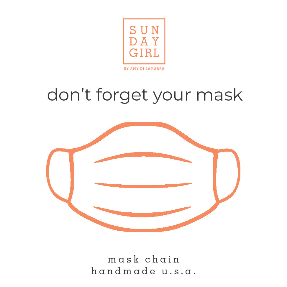 Mask Chain - Tube Curb Chain