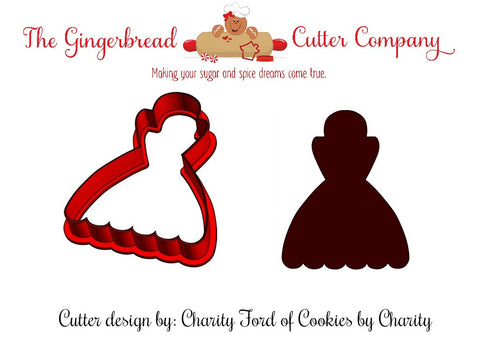 Apron Cookie Cutter - CAC
