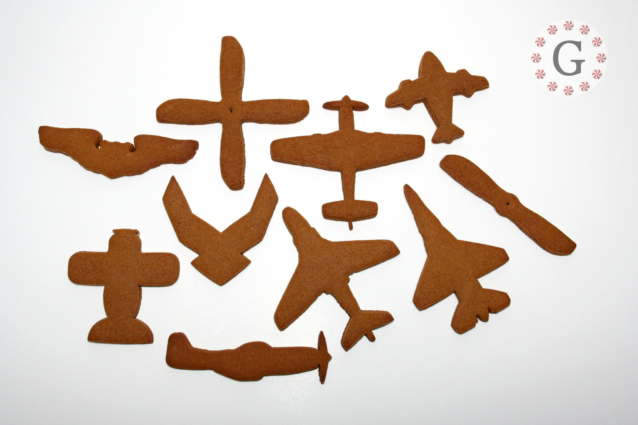 Small Jet Cookie Cutter