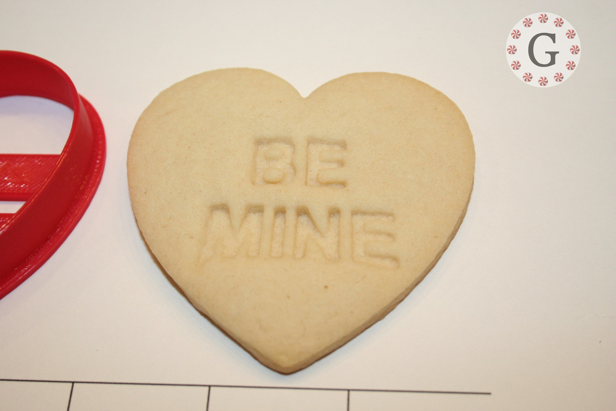 Be Mine Cookie Cutter