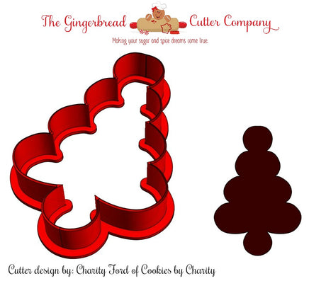 Bubble Tree Cookie Cutter