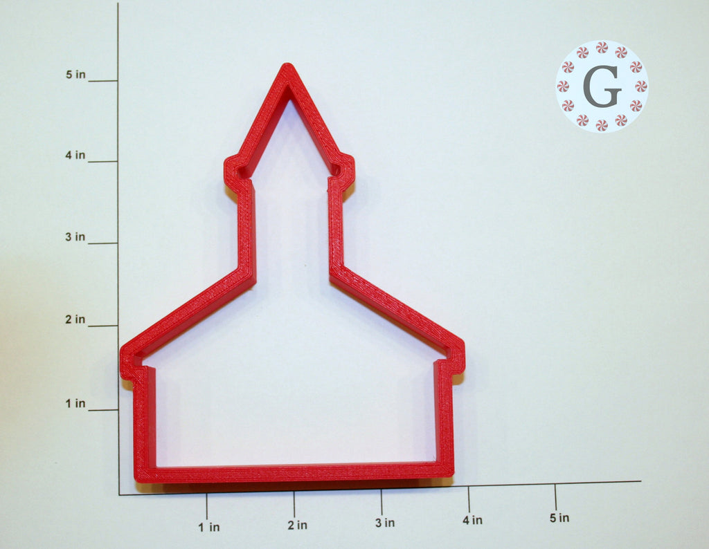 Church Cookie Cutter