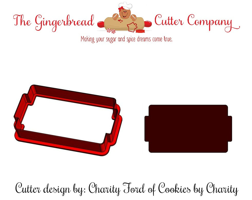 Cookie Sheet Cookie Cutter - CAC