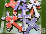 Byzantine Cross Cookie Cutter - 2 Size Options