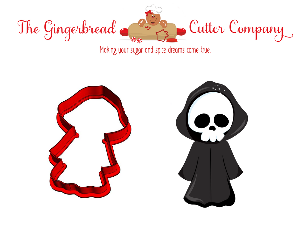 Grim Reaper WO Cookie Cutter