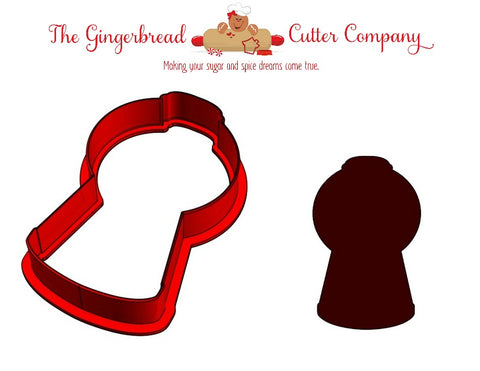 Gumball Machine Cookie Cutter