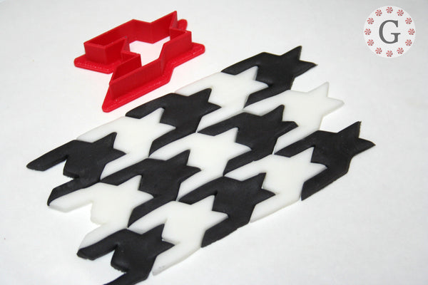 Houndstooth Pattern Cutter