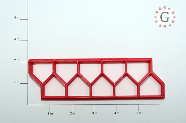 Small House 10-Count Cutter