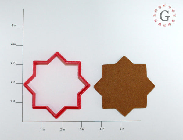 Islamic Star Cookie Cutter
