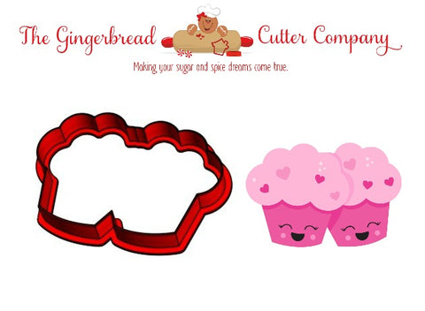 Love Muffins Cookie Cutter