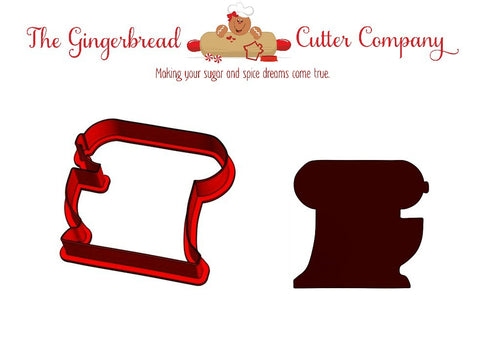Mixer Cookie Cutter