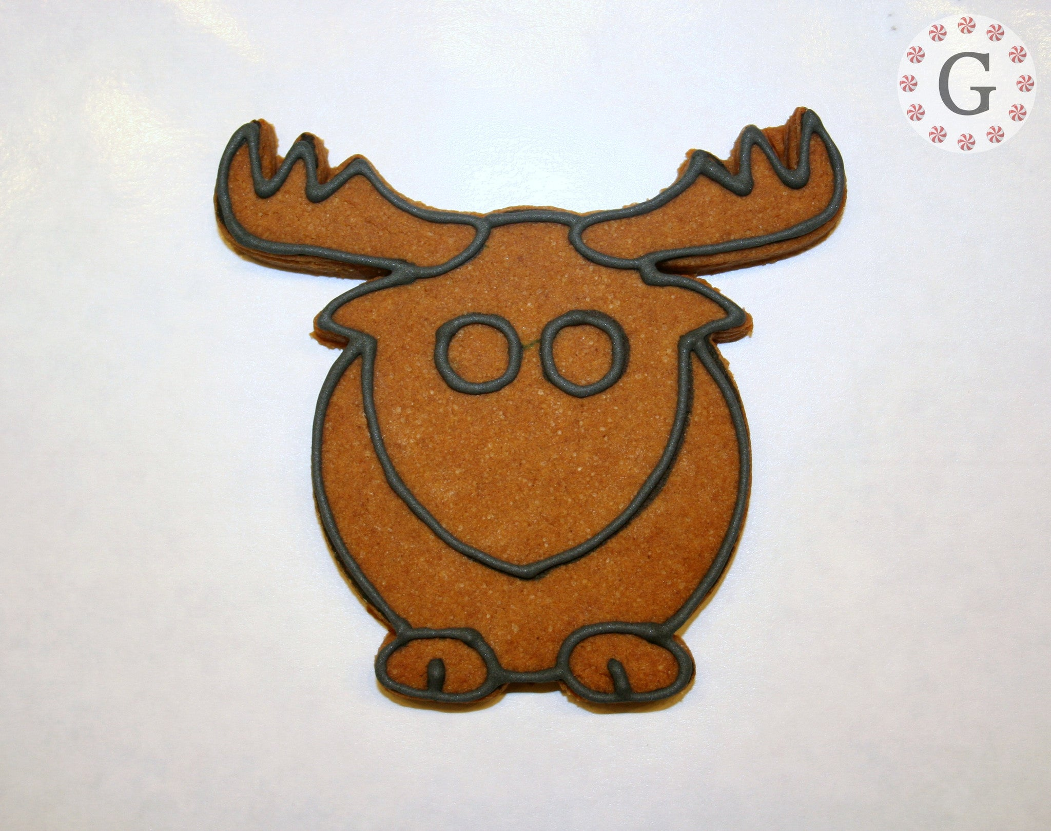 Marvin the Moose Cookie Cutter