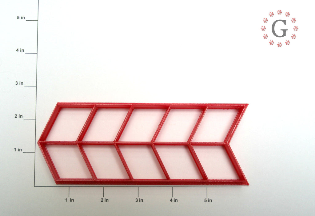 Parallelogram 10-Count Cutter