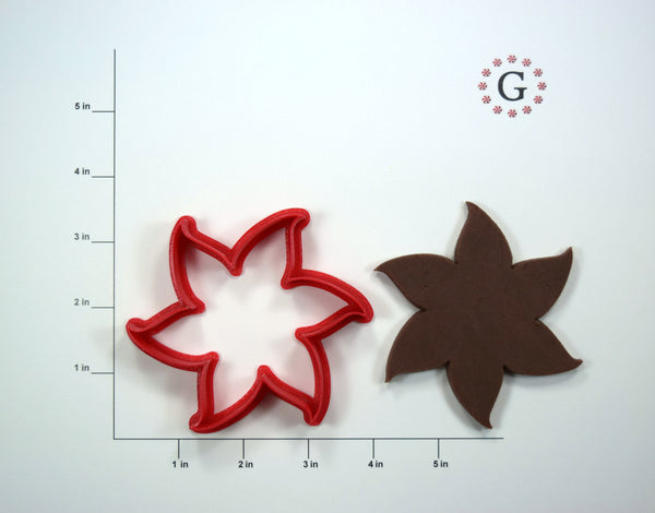 Pinwheel Flower Cookie Cutter